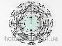 Красивые настенные часы Одуванчик