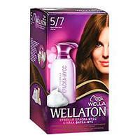 Wella WELLATON «Бриллиантовый шатен» Краска-мусс для волос (тон 5/7)