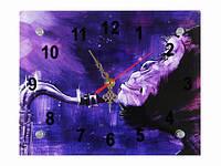 Часы необычные Обезьяна и Саксофон