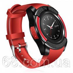 Умные часы Smart Watch V8 Красный
