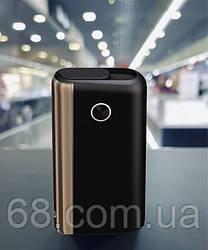 Glo hyper plus + чорно-золотий Гарантія РІК Максимальна комплектація (Гло хайпер плюс + Black-gold) для