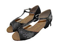 Обувь для танца ET7009-BK