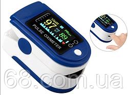 Портативный пульсоксиметр на палец Pulse Oximeter MOX01 пульсометр оксиметр для измерение сатурации