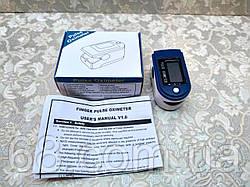Портативный пульсоксиметр на палец Pulse Oximeter MOX01 edc пульсометр оксиметр для измерения кислорода в
