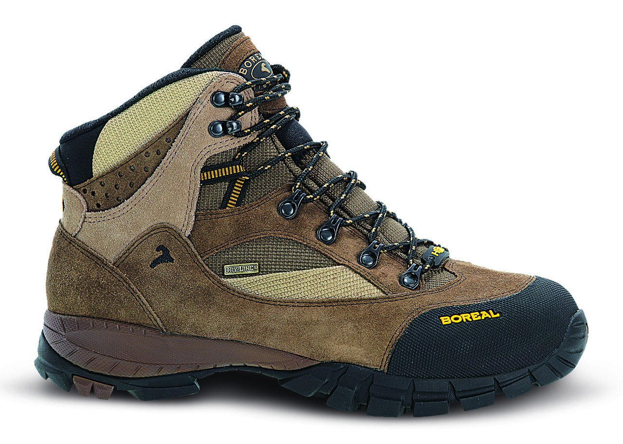 Трекинговые ботинки Boreal Cayenne.