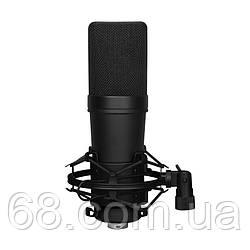 Студийный микрофон Manchez ST-5 (USB) со штативом + чемодан Black