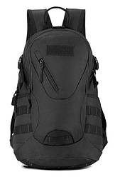 Рюкзак тактичний Eagle M08B Black