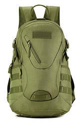 Рюкзак тактичний Eagle M08G Green
