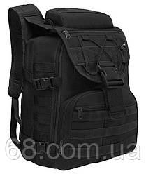 Рюкзак тактичний Eagle M09B 40л Black