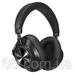 Бездротові Bluetooth-навушники Bluedio Turbine T7 Plus Black