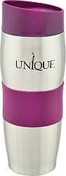 Термокружка UNIQUE UN-1072 380 мл Purple (10079)