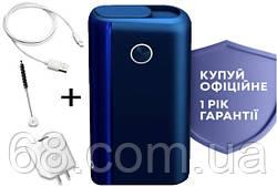 ОРИГІНАЛ! GLO hyper plus + синій ГАРАНТІЯ 1 Рік (Гло хайпер плюс + Blue) Максимальна комплектація