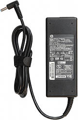 Блок живлення для ноутбуків HP 19.5 V 4.62 A 4.5x3.0 + кабель живлення (2090)