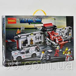 Конструктор 78117 (10/2) Піт-стоп , 749 деталей, в коробці