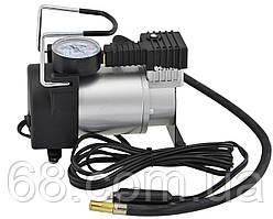 Автомобільний компресор Air Pump 80 PSI Silver (14077)