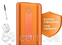 ОРИГІНАЛ! GLO hyper Помаранчевий ГАРАНТІЯ 1 Рік (Гло хайпер Orange) Максимальна комплектація