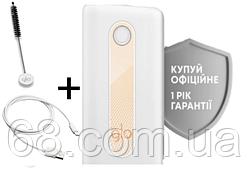 1 РІК ГАРАНТІЇ + Подарунок до glo hyper Білий (Гло хайпер White) Прилад для нагрівання тютюну