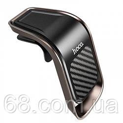 Автомобильный держатель для телефона Hoco CA3 магнитный в воздуховод