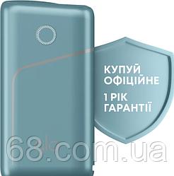 Glo pro Світло синій Гарантія РІК Максимальна комплектація Гло Про Light blue Пристрій для нагріву тютюну