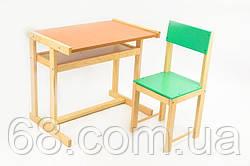 Детские парты,столы и стулья