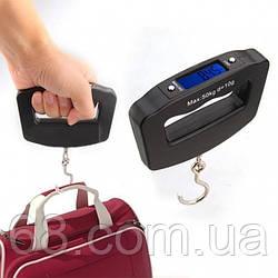 Ваги ручні кантер електронні до 50 кг WeiHeng WH-A09