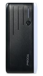 Внешнее зарядное устройство Power Bank Proda PPL-19 12000 mah с полицейской мигалкой (1847)