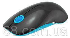 Безпровідна оптична мишка G217 Black/Blue