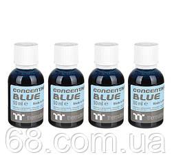 Жидкостное охлаждение TT Premium (blue) для СВО p