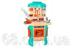 Кухня 5637 (3) подсветка, звук, пар, 29 аксессуаров,  ТЕХНОК , в коробке