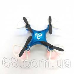 Квадракоптер дрон Мини Mini Drone HC 616 Синий p