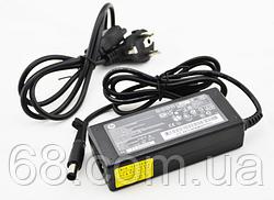 Блок живлення для ноутбуків HP 18.5 V 3.5 A 65W 7.4x5.0 + кабель живлення (0312)