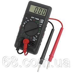 Цифровий мультиметр тестер вольтметр DT-182 (1015)