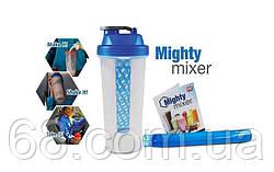 Стакан - шейкер для коктейлей Mighty Mixer ручной p