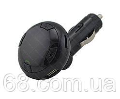Автомобільний FM трансмітер MP3 MOD Q8 Bluetooth Black (4525)
