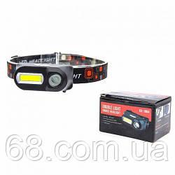Ліхтар налобний Double Light Source Headlight KX-1804