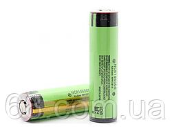 Акумулятор Panasonic 18650 Li-ion 4.2 v NCR18650B 3400mah MH12210 без захисту (оригінал)