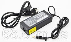 Блок живлення для ноутбука HP 18.5 V 3.5 A 65W 4.8x1.7 + кабель живлення (0310)