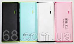 Power Bank Meizu 30000 mAh на 3 USB LED фонарик (Replica)