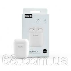 Бездротові Bluetooth-навушники HAVIT TW932 White