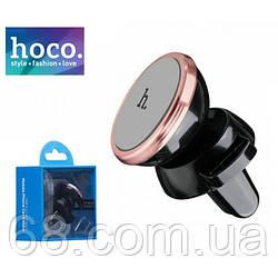 Автомобильный держатель для телефона Hoco CA3 магнитный на дефлектор