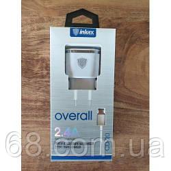 Зарядное устройство INKAX CD-20 Micro  V8