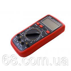 Цифровий Професійний мультиметр VC 61 тестер вольтметр
