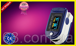 ПульсОксиметр датчик кисню в крові пульсу медичний на палець pulse oximeter пульсометр WLX P 01 wsx