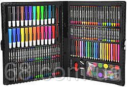 Набір для дитячої творчості у валізі з 228 предметів (14514)