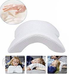 Ортопедическая подушка туннель Pressure Free Memory Pillow p