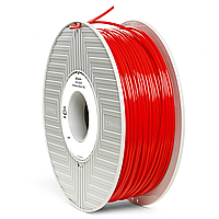 Пластик verbatim 3d printer filament pla 2.85mm 1kg red (55279)