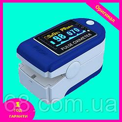 ПульсОксиметр датчик кисню в крові MOX 01 wsx пульсу на палець pulse oximeter пульсометр Оксиметром