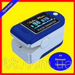 ПульсОксиметр JNOX831 qaz датчик кисню в крові pulse oximeter на палець Оксиметром пульсометр пульсу