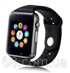 Часы Smart Watch A1 Turbo Black