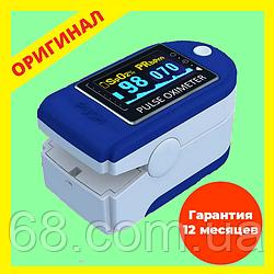 ПульсОксиметр LYG88 qaz датчик кислорода в крови pulse oximeter на палец Оксиметр пульсометр пульса сатурация